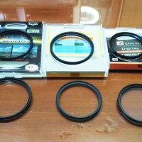 promo Filter Lensa UV 52mm 58mm 62mm Hoya Kenko Athabas