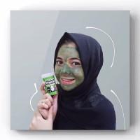 Masker Wajah Spirulina Tiens 10 Kapsul Original