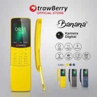 HP Strawberry Banana - Candybar 2,4 Slide