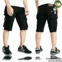 Jual Celana Cargo Pendek Pria Jumbo - Celana Short Pants Cargo Big