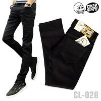 Jual Cod Celana Jeans Pensil Strecth Slimfit Skinny Pria Cheapmonday