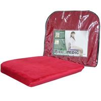 Bantal Alas Duduk Memory Foam /Willow Pillopedic Seat Cush RED