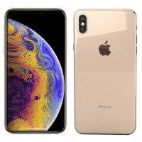 Iphone XS max 64gb gold dual simcard