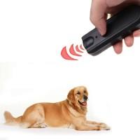 New Garden LED Ultrasonic Animal Repeller Dog Training Device