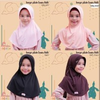 Bergo Plain Laura Kids