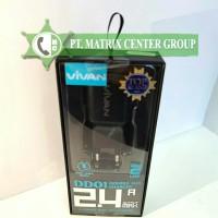 Vivan Double USB Charger DD01