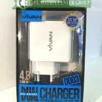 Vivan Dual Charger DD03