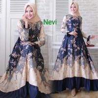 Maxi Batik Wanita - Baju Gamis Wanita