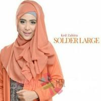 Hijab Segi Empat Jilbab Segiempat Rabbani Jumbo, Kerudung Segi Empat