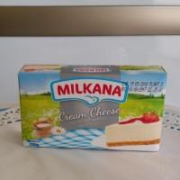 paling berkualitas dan terlaris Milkana cream cheese 227 gram