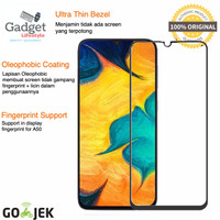 Premium Full Cover Tempered Glass Samsung Galaxy A30 / A50 2019