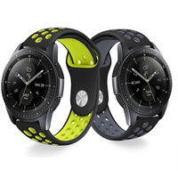 Volt Series Silicone Sport Strap Band for SAMSUNG GEAR S2 CLASSIC 20mm