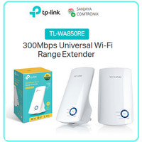 Tp-link TL-WA850RE Wifi Extender 300Mbps Universal Wi-Fi Range Extende