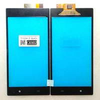 Touchscreen Layar Sentuh Sony Xperia Z1 Original - Hitam
