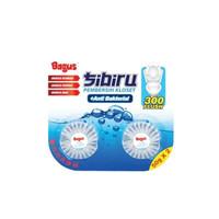 Bagus Sibiru Pembersih Kloset Anti Bakterial 2x50gr / Sibiru Isi 2