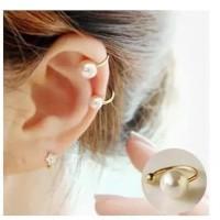 Ear Clip Mutiara