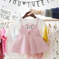 Dress bayi / Rok bayi / pakaian bayi perempuan / Baju bayi