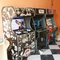 arcade dingdong custom 24