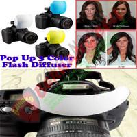 Pop Up 3 Color Flash Diffuser - MALANG