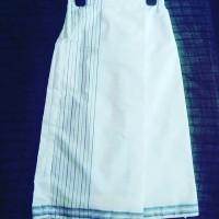 345 tahun sarung instan anak putih littlezi bukan sarung celana
