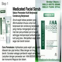 Ana Biosis Medicated Facial Scrub