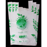 Plastik Kemasan Kresek Thank You -Degradable Bag - Ramah Lingkungan 28