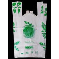 Plastik Kemasan Kresek Thank You -Degradable Bag - Ramah Lingkungan 21