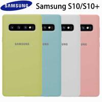Samsung Galaxy S10 Plus S10Plus S10+ Silicone Cover Soft Case Original