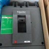 MCCB schneider EZC400N 400A 3P Schneider original