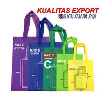 TAS SPUNBOND POLOS MODEL KRS C (35 X 25 X 8) KUALITAS EXPORT