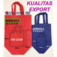 TAS SPUNBOND POLOS MODEL SEMINAR F (40 X 35 X 20) KUALITAS EXPORT