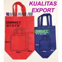 TAS SPUNBOND POLOS MODEL SEMINAR E (27 X 24 X 20) KUALITAS EXPORT