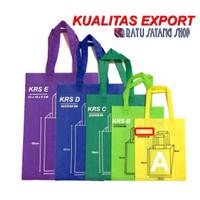 TAS SPUNBOND POLOS MODEL KRS A (25 X 20 X 8) KUALITAS EXPORT