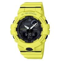 Jam Tangan Pria Casio G-Shock GBA-800 Yellow Ori Bm For Running