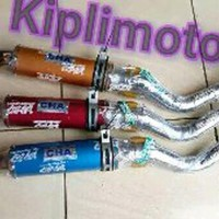 knalpot Chaa racing Mio Sporty Limited
