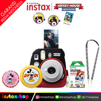 Fujifilm Instax Mini 9 Mickey Mouse Special Package