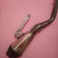 knalpot cld c7 motor beat scoopy