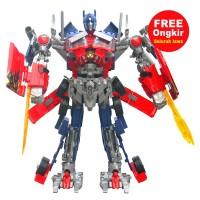 Ocean Toy Robot Inter Change XXL 4106 Merah
