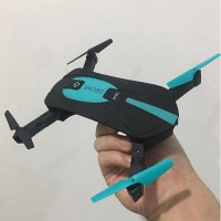 JY018 Elfie FPV Quadcopter Drone WiFi 2MP 720P Camera OMTHPDBK