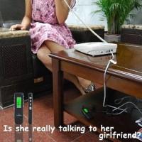 Digital Voice Recorder / Perekam Suara Digital 4GB