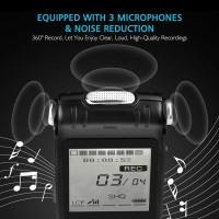 Perekam Suara HD Microphone Digital Voice Recorder 8GB - N131 Hit