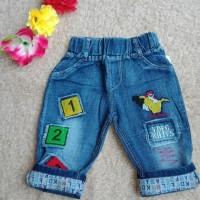 Best Brand Celana Jeans Impor Anak Fashion Motif 123