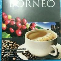 kopi borneo murah pekanbaru harga 65.000/bungkus