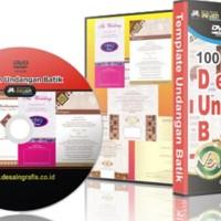 Paket DVD Desain Undangan Pernikahan Super Lengkap