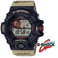 Casio G Shock Original GW 9400 DCJ - Brown Camo Altimeter
