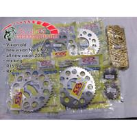Gear Set SSS vixion-byson-mx king-r15 old