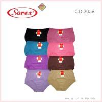 Sorex Celana Dalam Wanita Soft Cool Max 3056