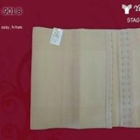 Yutind 901B Korset Peramping Perut Pengait Tanpa Tulang Tinggi 30cm