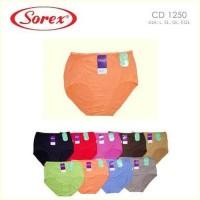 Sorex Celana Dalam Wanita Super Soft 1250