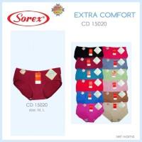 Sorex Celana Dalam Wanita Ekstra Nyaman 15020